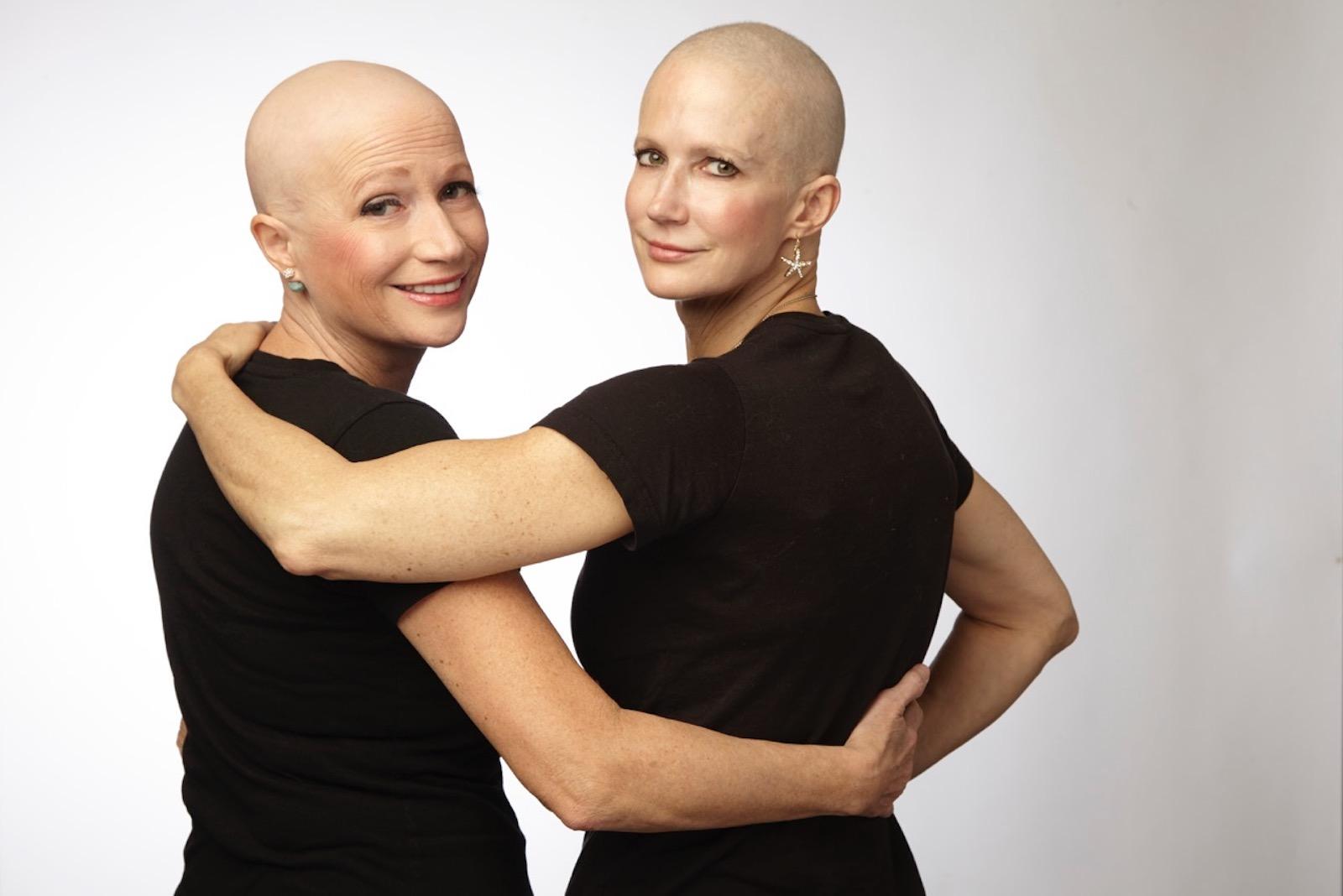 Rachel and Brenda